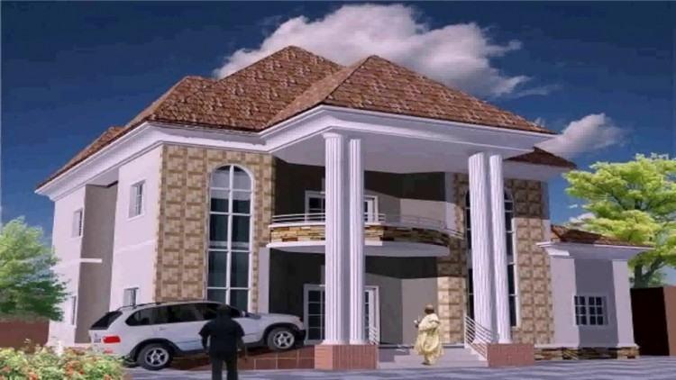Top 5 Beautiful House Designs In Nigeria | Jiji