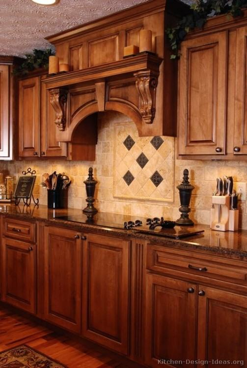 How to Combine Colors in Tuscan Kitchen Decor