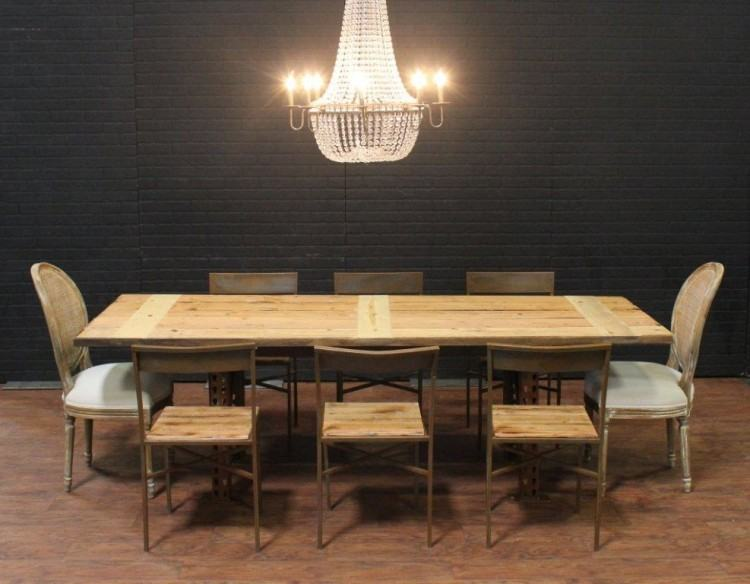 """Blonde · Traditional 42"""" Pub Table"""