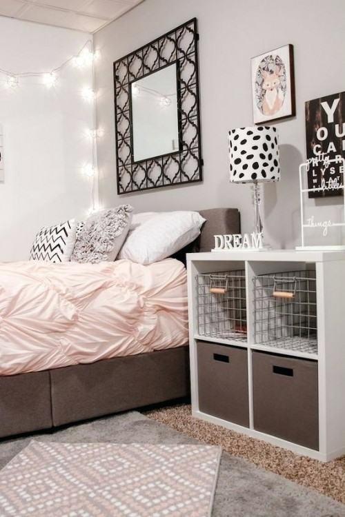 small teenage girl bedroom