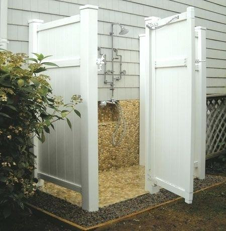 outdoor rv shower outdoor shower exterior shower