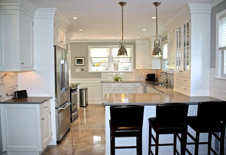 kitchen cabinets over peninsula kitchen cabinet peninsula ideas image ideas