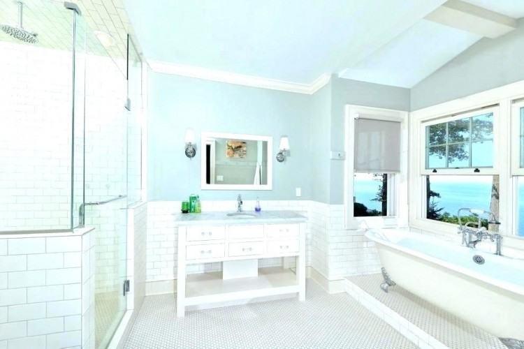 Bathroom Tile Chair Rail Excellent 30 Great Bathroom Tile Ideas