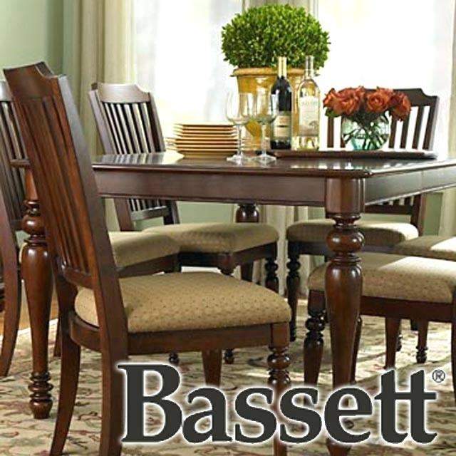 bassett dining room furniture dining room table sets furniture and chairs  vintage bassett dining room furniture