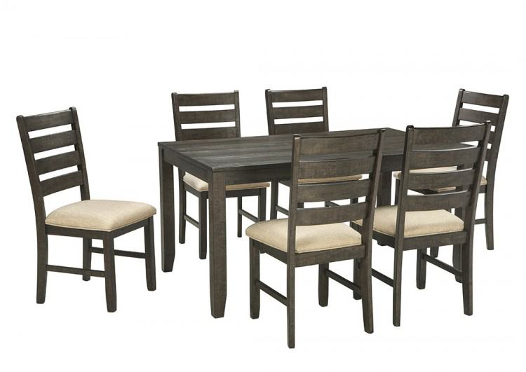 ashley  furniture counter height table sets dining
