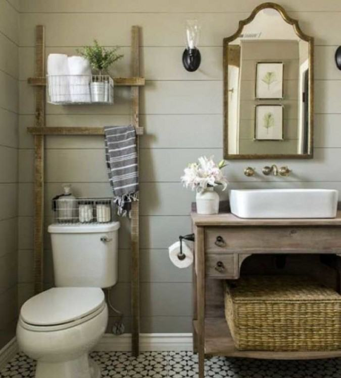 I hope you enjoyed touring my urban farmhouse bath remodel! It was an honor  to take inspiration from the world, weave it into my design,