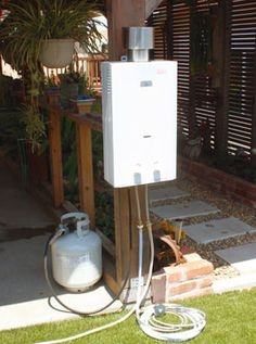 outdoor water heater closet outdoor water heater enclosure outdoor water  heater image of the solar shower
