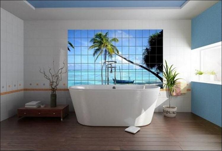 ocean themed bathroom  decorating ideas ideas