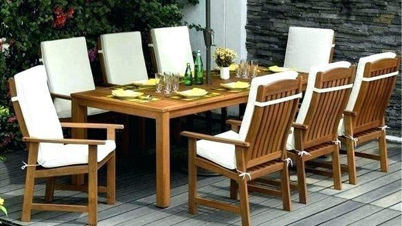 refinishing teak outdoor furniture teak patio