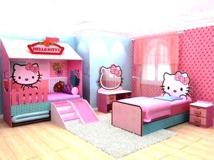 Hello Kitty Toddler Bedroom Set