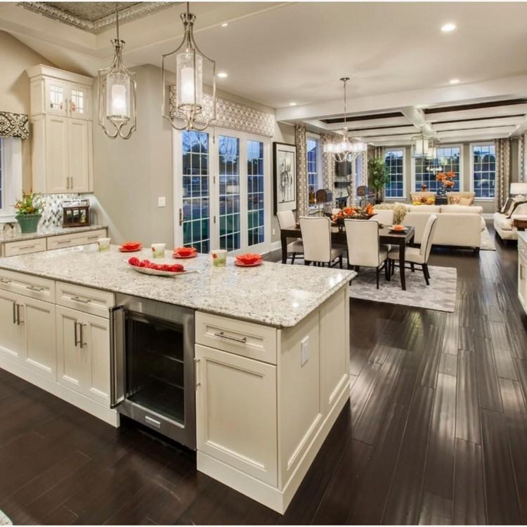 Full Size of Small Open Concept Kitchen Dining Room Paint Ideas Design  Living Layout Interior And