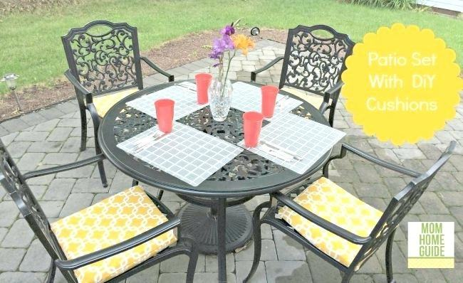 how to cover outdoor cushions without sewing interior design for patio  cushion covers in outdoor furniture