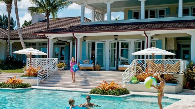 Florida Home Designers 4 Nice Old Tropical Exterior Miami By Weber  Design