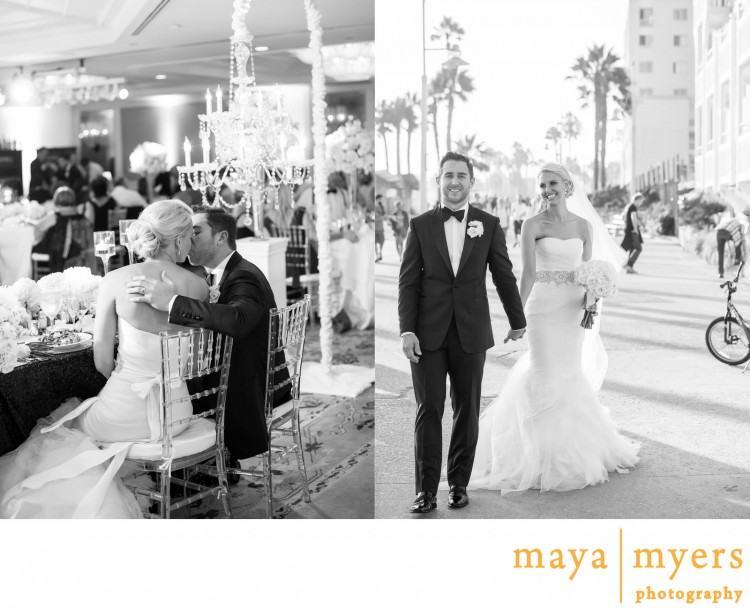Lazaro Bride Los Angeles Jewish Wedding