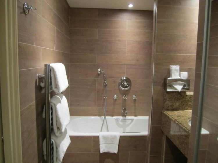 You must think of each and every element in your bathroom and how it  interacts with the available space