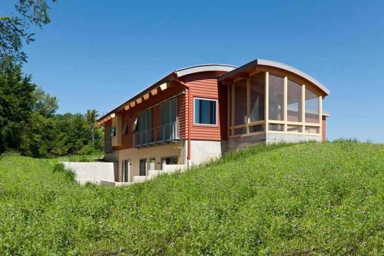 Passive solar house plans – Thinking of building any passive solar house;  you need to know several basics concerning solar houses