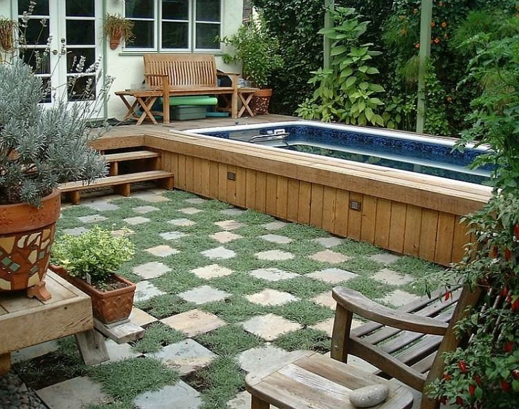 Best Pool Designs For A Small Yard American Pools Spas Ever Inground