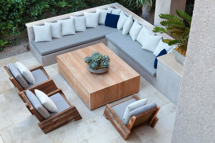 patio furniture winter