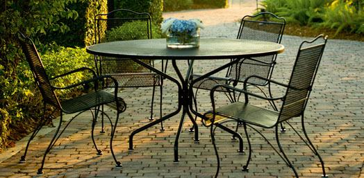 woodard garden  furniture