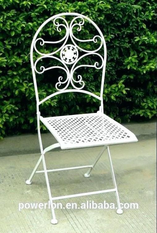 Wrought iron garden furniture Beautiful