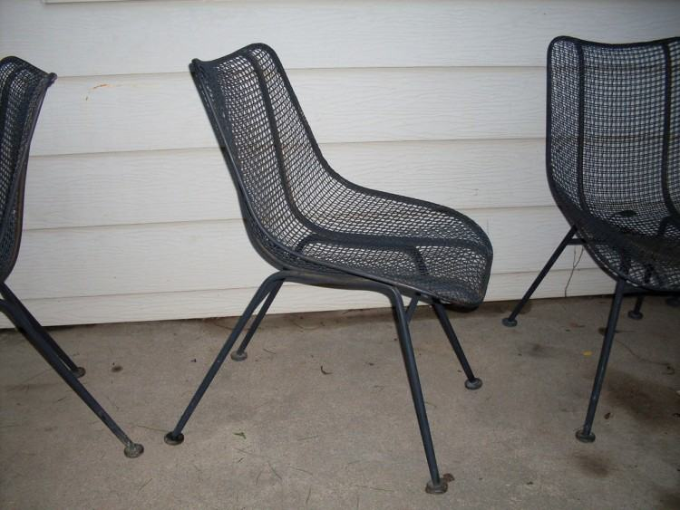 Inspiring Russell Woodard Sculptura Patio Set From Guide to Mid Century  Modern Patio Furniture