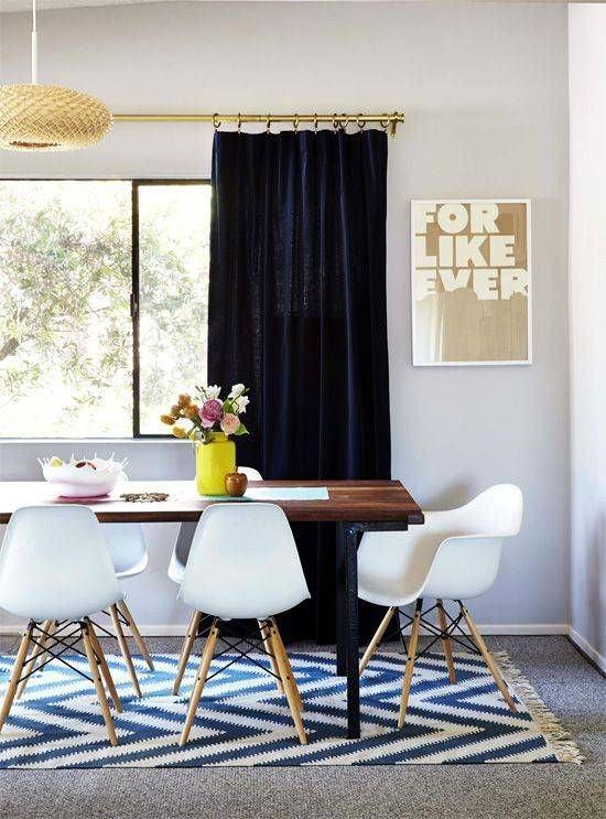 dining room carpet transitional
