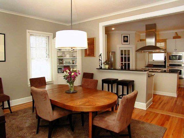 small kitchen diner living room ideas open