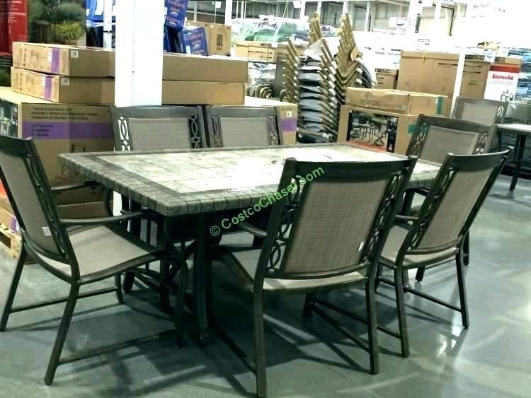 agio patio set furniture reviews nice 9 piece aluminum dining heritage  covers