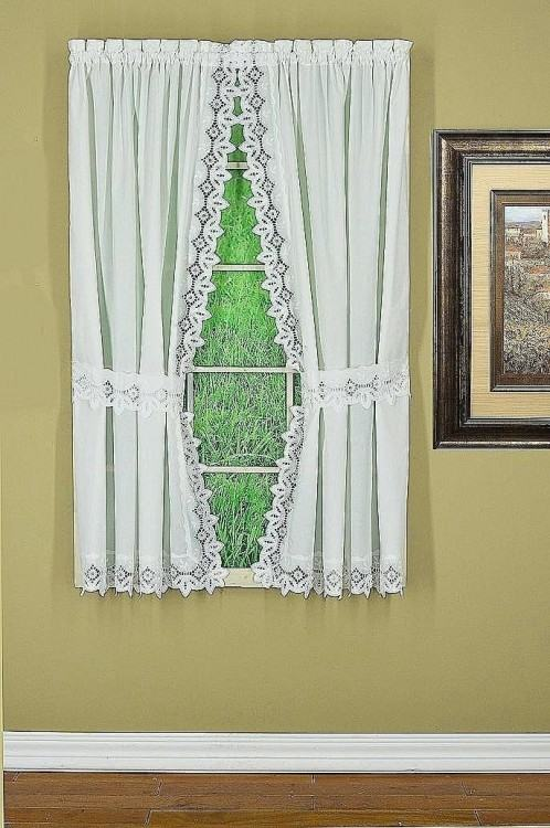 Dazzling window valance ideas in Dining Room Traditional with Retractable  Shade Cloth next to Choosing Interior Trim Paint Color alongside Window  Molding