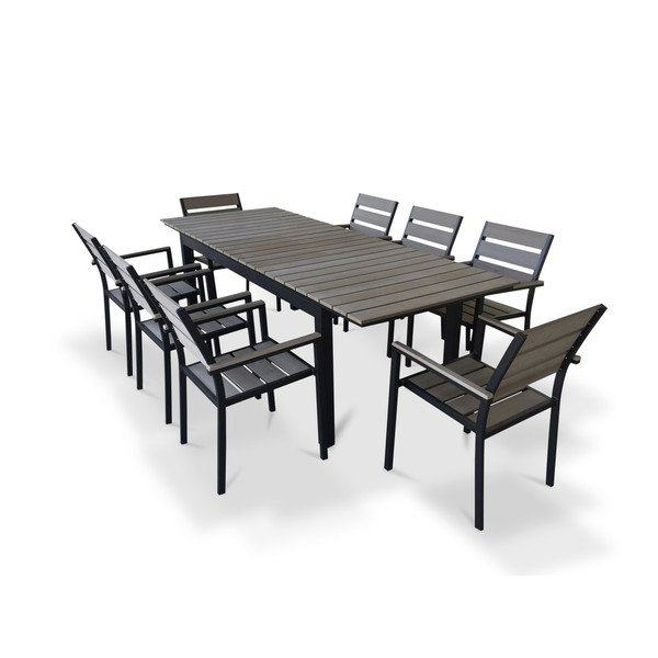 Patio Dining Set With Swivel Chairs Cozy Urban Outdoor 7 Piece Patio Dining  Set With Swivel Chairs With Regard To Popular Residence 7 Piece Patio  Dining Set