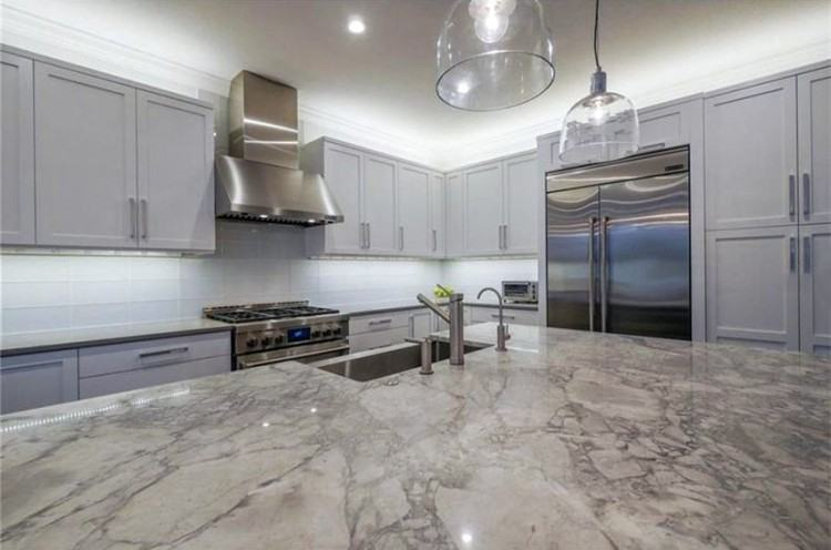 white and marble kitchen white gray some brown tones modern subway marble  kitchen white marble kitchen