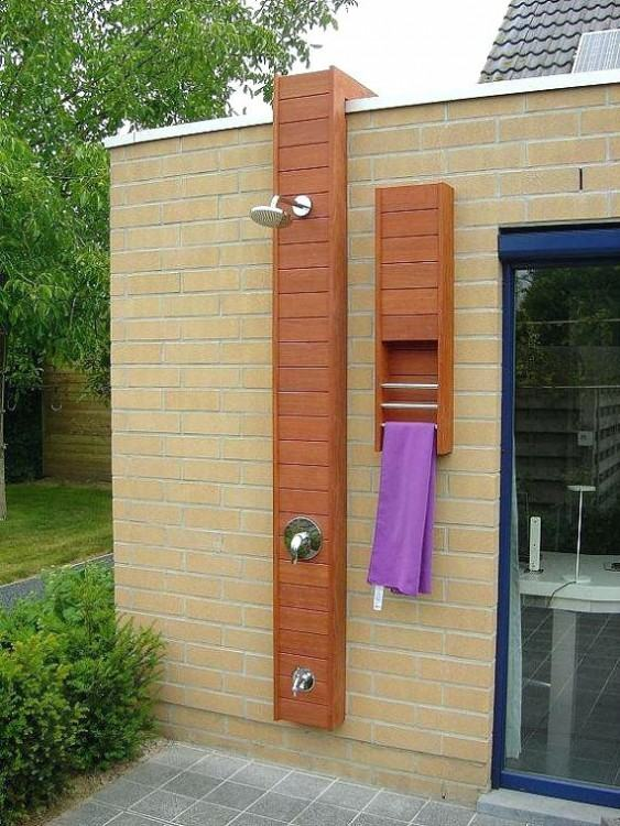 Full size of Easy Outdoor Shower Ideas Simple Outdoor Shower Ideas Hose  Fed Portable Outdoor Shower