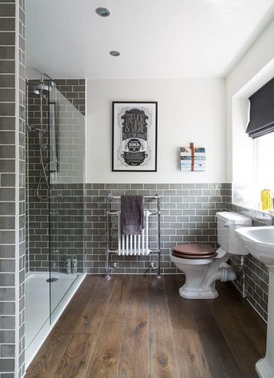 wood floor bathroom white and dark floor roll top bathroom ideal wood floor  bathroom pics hardwood