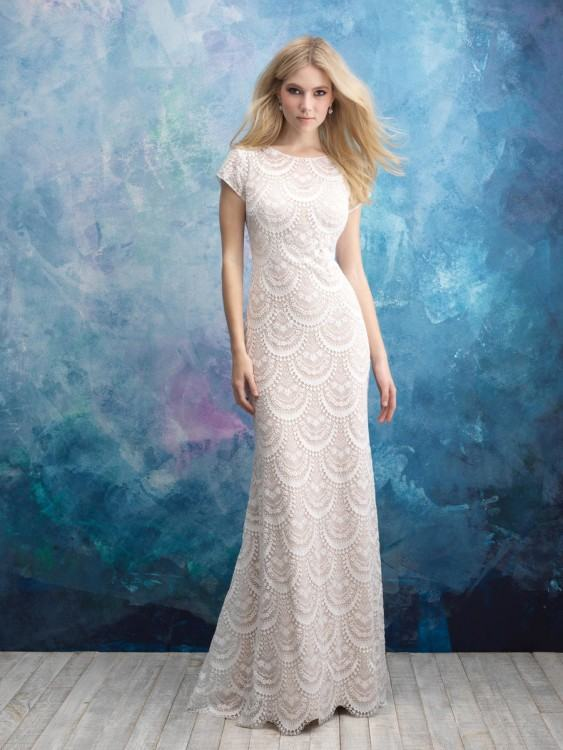 Inspired Gowns Allure M476 2