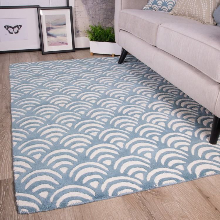 Blue Bedroom Rugs Love The Idea Of A Statement Rug Love The Wood Light Airy  Bedroom White Sheets And Drapes Light Blue Oriental Rug Duck Egg Blue  Bedroom
