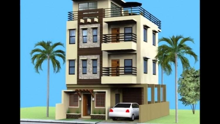 3 storey house 4 bedroom house for sale in sun valley metro manila 3 storey  house