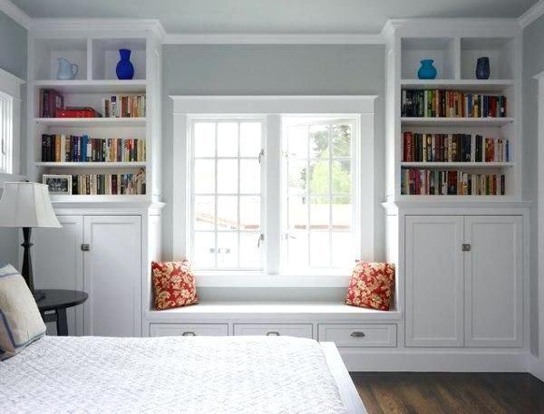 bedroom drapery ideas window