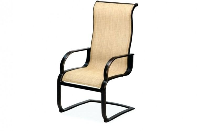 sling patio furniture outdoors the home depot with slingback chairs outdoor  repair o