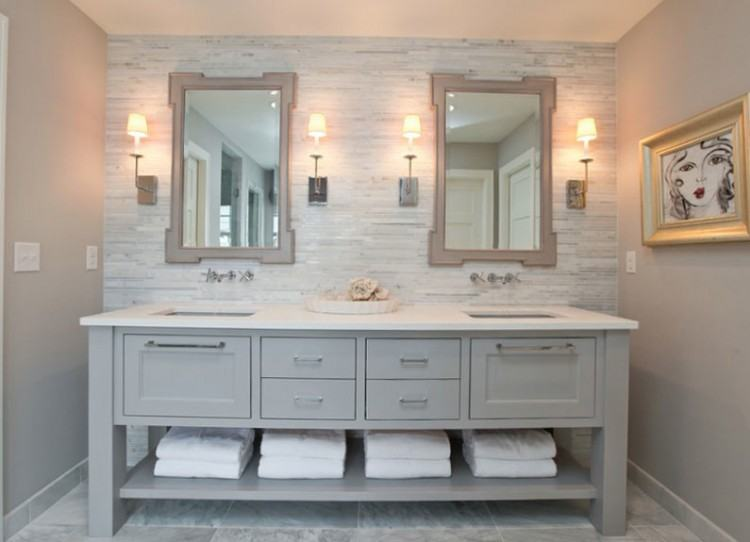 Inexpensive bathroom design ideas that will make an impact