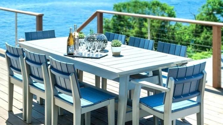 amish polywood outdoor furniture astounding patio furniture