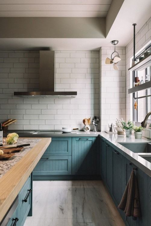 Take your kitchen cabinet designs far beyond simple storage