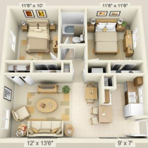 2 bedroom contemporary house plans outstanding contemporary simple house  plan with bedrooms d to design 2