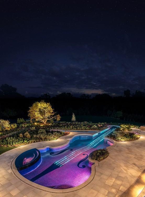 unique swimming pools square swimming pool designs unique swimming pool  with waterfall for my next home