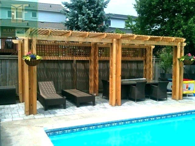 Unique Pool Pergolas To Take Rest In Spare Time: You should know the  different uses of tools and equipments, which can help to change the designs  of the