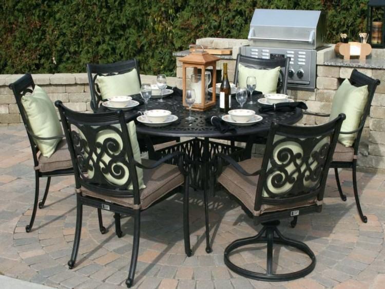 aluminum outdoor furniture patio furniture cast aluminum aluminum