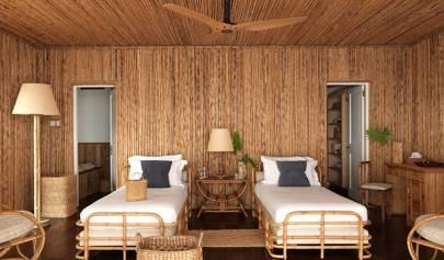 small bamboo house plans