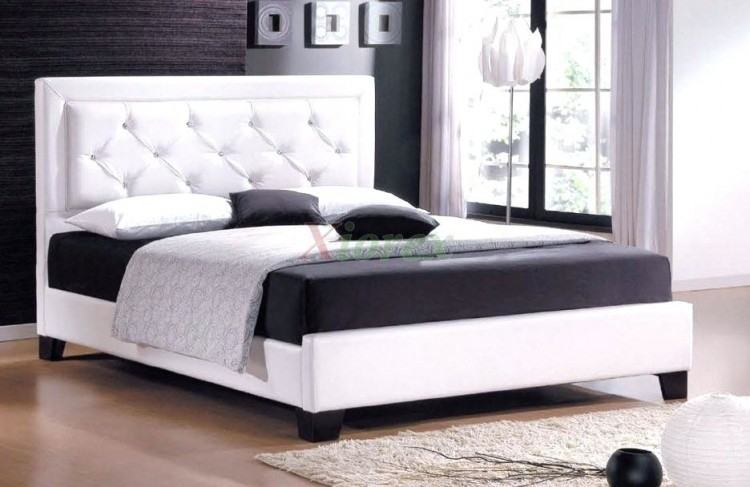 brown leather bed cheap black leather chesterfield bed frame brown leather  bed bedroom ideas