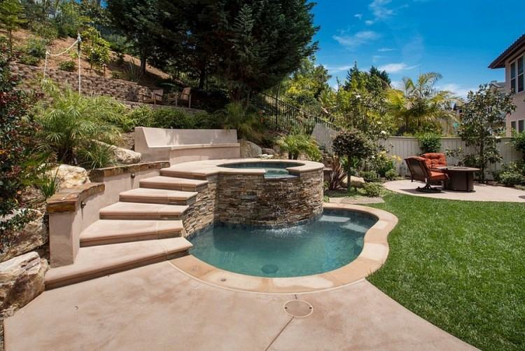 gallery of beautiful,  relaxing hot tubs and spas for your backyard