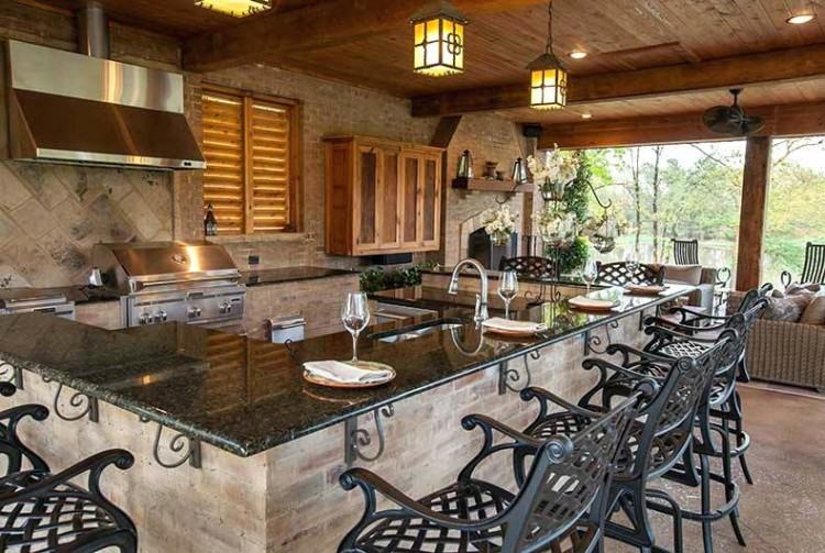 Covered Outdoor Living Spaces |