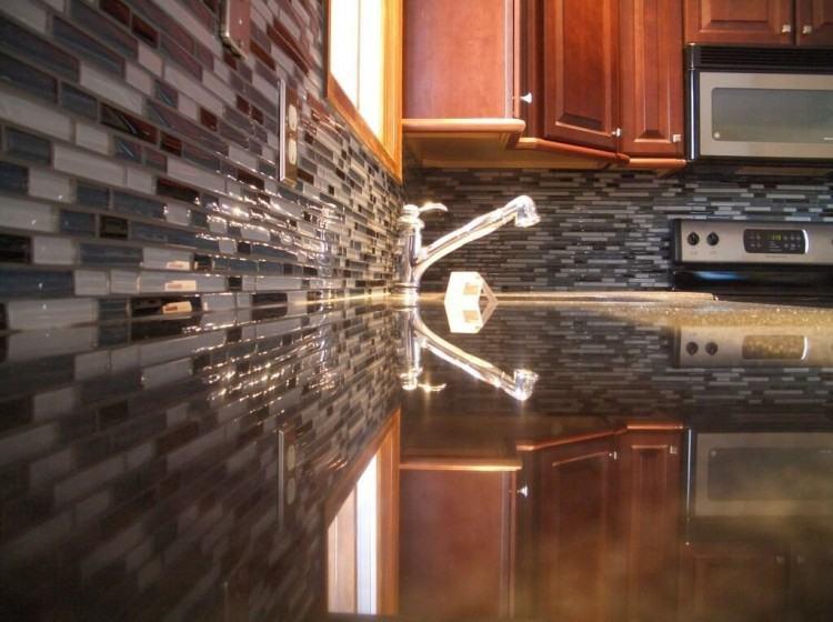 mosaic kitchen backsplash ideas mosaic tile kitchen backsplash